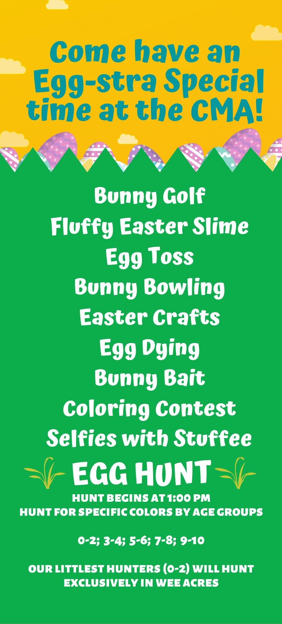 Spring Fling Easter Party